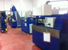 Workshop machine refurbishment